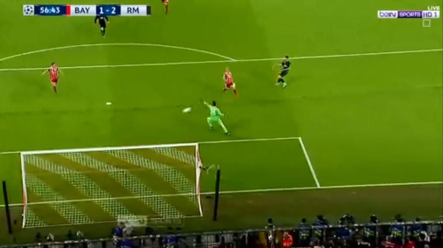 صورة ريال مدريد يفوز على بايرن ميونخ في ذهاب نصف نهائي دوري أبطال أوروبا