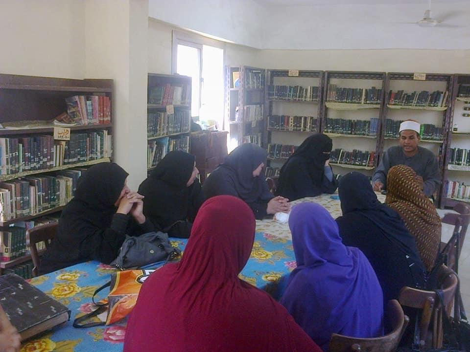 صورة ثقافة الإبراهيمية ينظم محاضرة عن فضل شهر شعبان