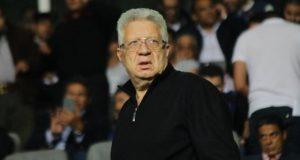 مرتضى منصور يقرر شطب طارق حامد وشيكابالا وكهربا وجبر