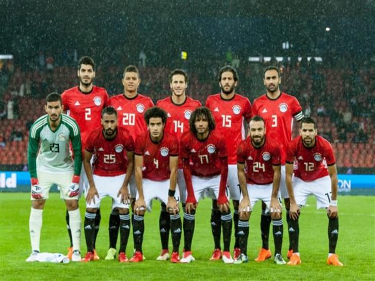 صورة بث مباشر مباراة مصر وكولومبيا استعداداً لكأس العالم بدون تقطيع