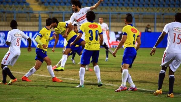 صورة بث مباشر لمباراة الزمالك والإسماعيلي في الدوري