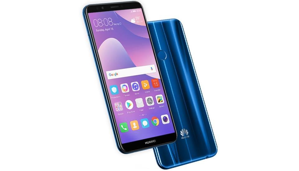 صورة هواوي تعلن عن هاتفها Y7 Prime 2018 الجديد.. تعرف على مميزاته