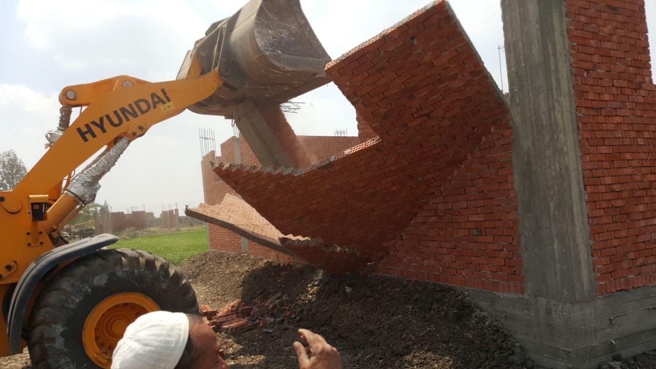 صورة حملة مركز الزقازيق لإزالة التعديات على الأراضي الزراعية