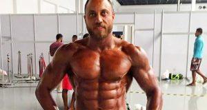 شرقاوي يتوج بميدالية فضية