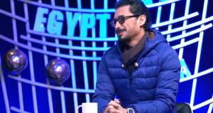 أحمد عيد في رامز تحت الصفر