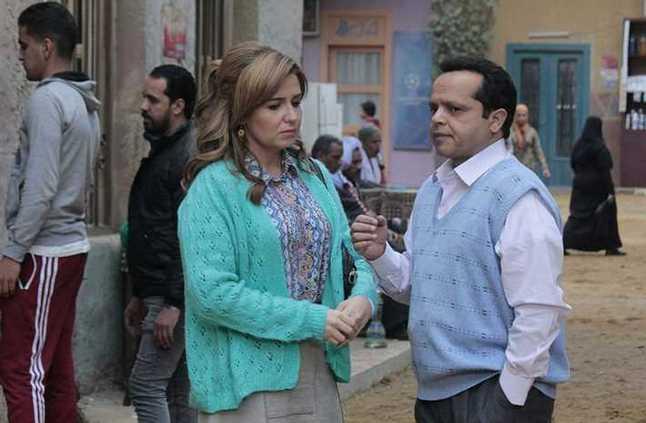 صورة مواعيد عرض مسلسل محمد هنيدي «أرض النفاق»
