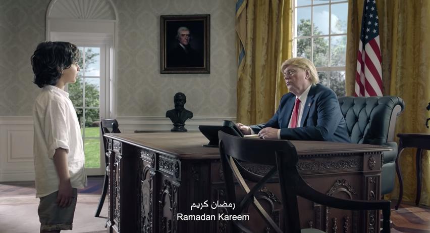 صورة اعلان زين رمضان 2018.. سيدى الرئيس سنفطر في القدس عاصمة فلسطين