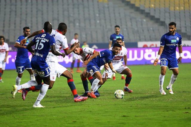 صورة موعد مباراة اليوم بين الزمالك وسموحة في نهائي كأس مصر