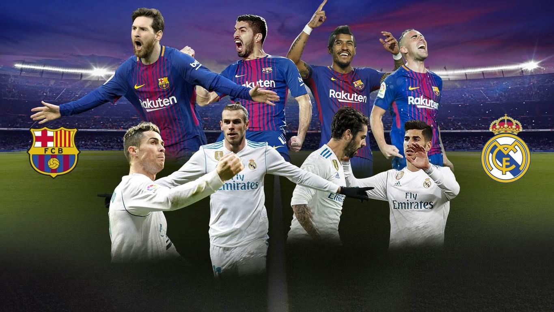 بث مباشر لمباراة ريال مدريد وبرشلونة كلاسيكو الأرض الشرقية توداي