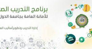 برنامج التدريب الصيفي بجامعة الدول العربية 2018