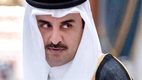 صورة رسالة عاجلة من أمير الكويت لـ «تميم»