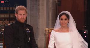 مصري شارك بحفل زفاف الأمير هاري