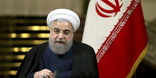 صورة روحاني: هذه شروطنا للاستمرار بالاتفاق النووي
