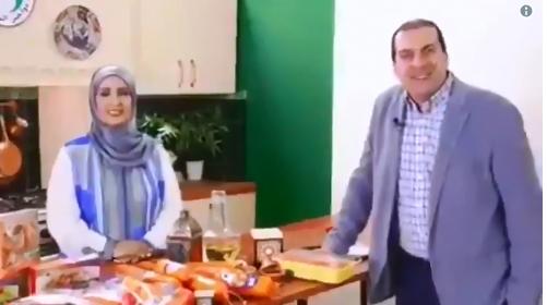 صورة عمرو خالد يحذف إعلانه الجديد للدواجن بعد السخرية منه