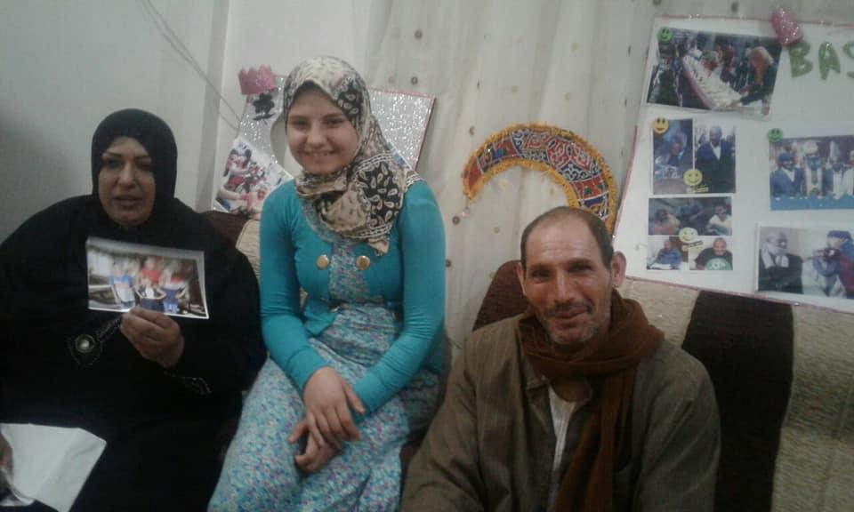 صورة لجنة حماية الطفل بالشرقية تنجح في إعادة طفلة لأسرتها