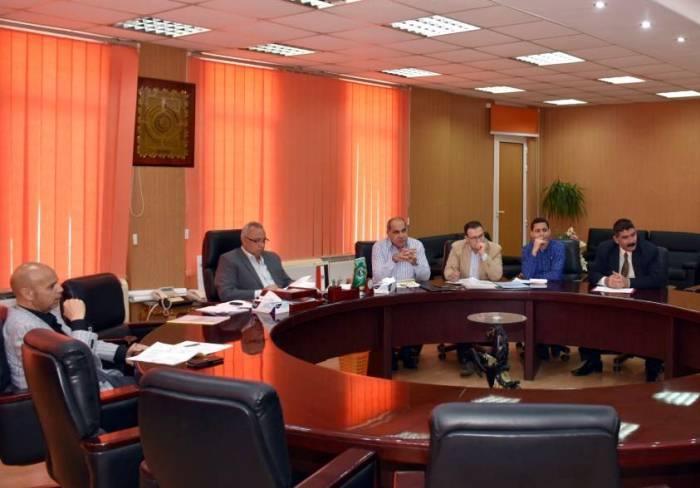 صورة محافظ الشرقية يترأس لجنة لاختيار مدير للإدارة الصحية بكفر صقر