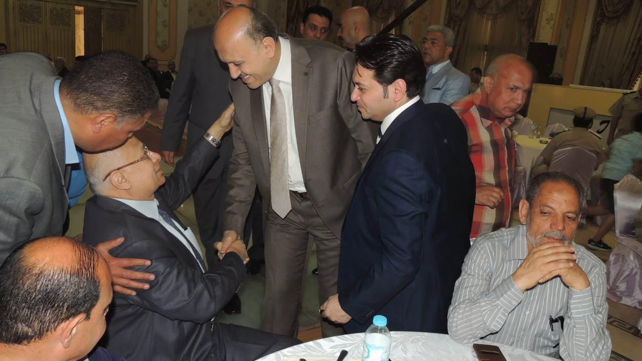 صورة مديرية أمن الشرقية تكرم الضباط السابقين في يوم الوفاء