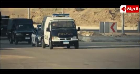 صورة مشهد محذوف من مسلسل كلبش 2 الحلقة السابعة