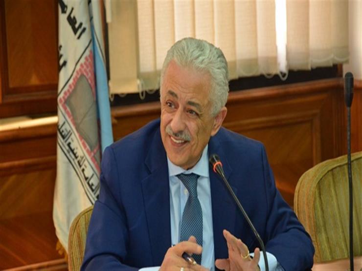 صورة وزير التعليم من البرلمان: مفيش حاجة اسمها تعريب ولا إلغاء للمدارس التجريبية