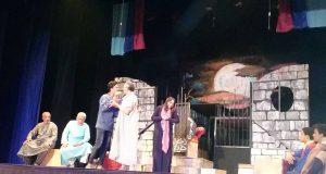 «الكومبارس» عرض مسرحي يقدم على مسرح ثقافة منيا القمح