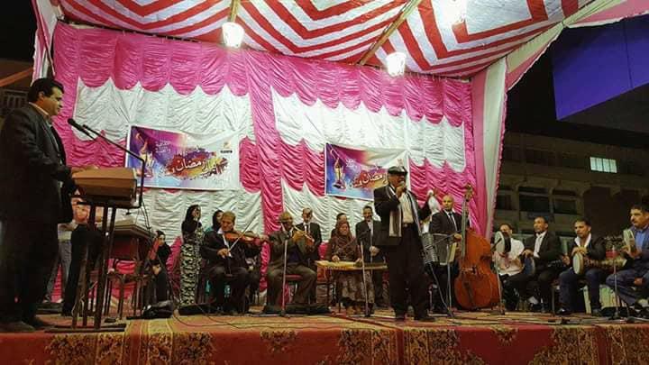 صورة ثقافة منيا القمح تحيي ليالي رمضان الثقافية والفنية