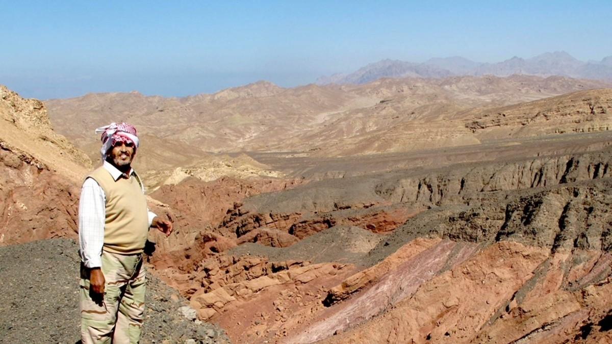 صورة مفاجأة جيولوجية تكشف أغنى منطقة نفط في العالم بالسعودية