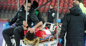 إصابة محمد الشناوي وعلي جبر