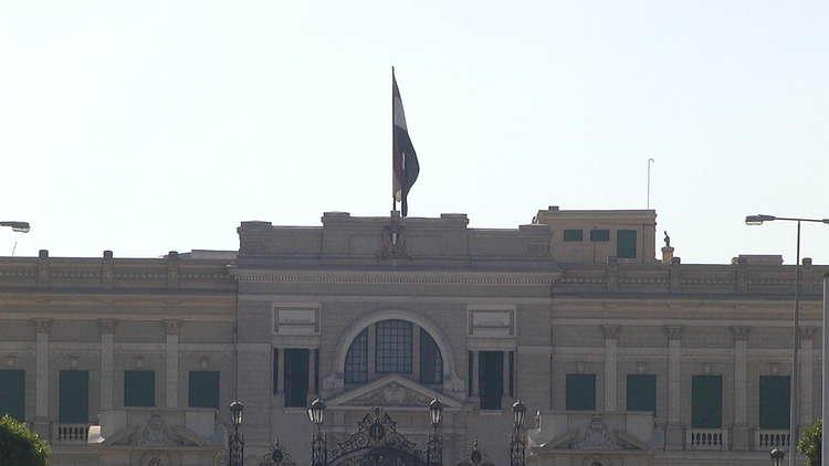صورة الآثار تتخذ قرار حول قصر الرئاسة في الاتحادية