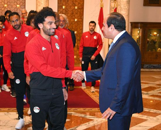 صورة محمد صلاح: مش هنسافر كأس العالم عشان نلعب 3 ماتشات ونرجع