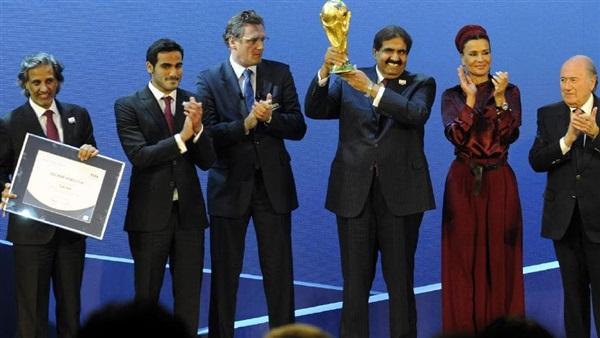 صورة السعودية تقتل حلم قطر في استضافة كأس العالم 2022