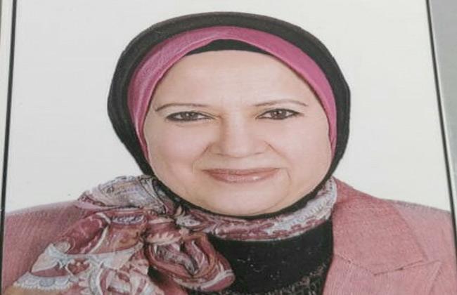 صورة السيرة الذاتية للمستشارة أماني الرافعي رئيس النيابة الإدارية الجديد