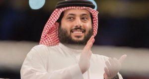 تركي آل الشيخ يستفز جمهور الأهلي