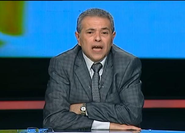 صورة توفيق عكاشة: كلنا حمير في نظر اليهود وربنا خلقنا لخدمتهم