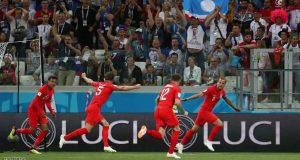 تونس تخسر من إنجلترا في الدقيقة الأخيرة