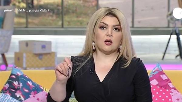 صورة حالة نصب على الهواء مع مها أحمد بالتليفزيون المصري