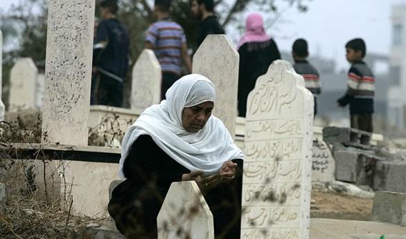 صورة تعرف على حكم زيارة القبور يوم العيد