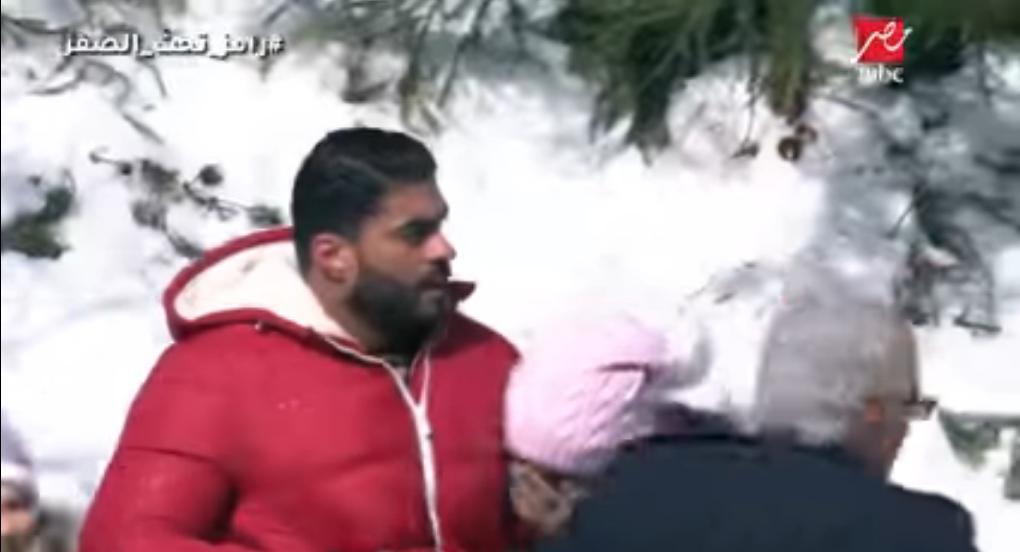 خالد سليم في رامز تحت الصفر
