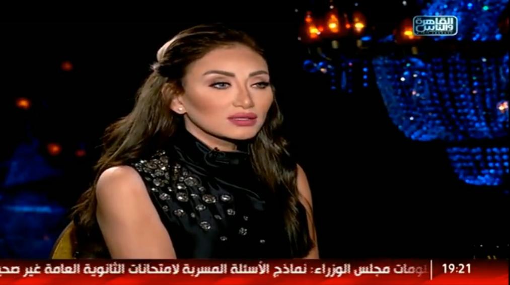 ريهام سعيد تكشف سبب خلافها مع محمد رمضان