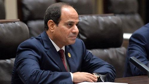 صورة قرار جمهوري بتعيين أماني الرافعي رئيسًا للنيابة الإدارية