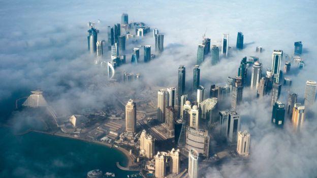 قطر تقاضي الإمارات