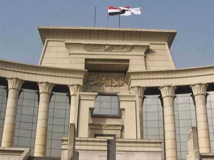 صورة المستشار حنفي علي جبالي رئيسًا للمحكمة الدستورية العليا