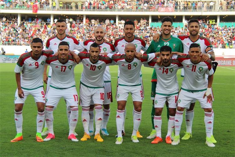 منتخب المغرب كأس العالم 2018