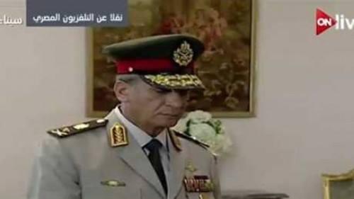 محمد زكي وزير الدفاع الجديد