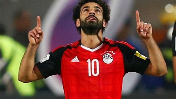 محمد صلاح مرشح للقب هداف كأس العالم