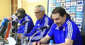 مدرب منتخب مصر يعلن رحيله