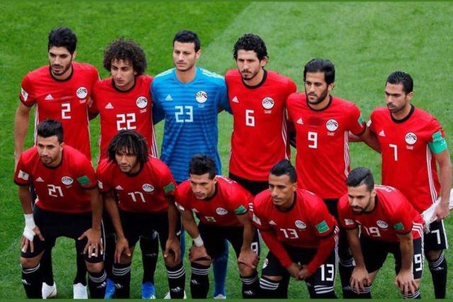 صورة لاعب مصرى ضمن أسوأ تشكيل فى مونديال روسيا 2018