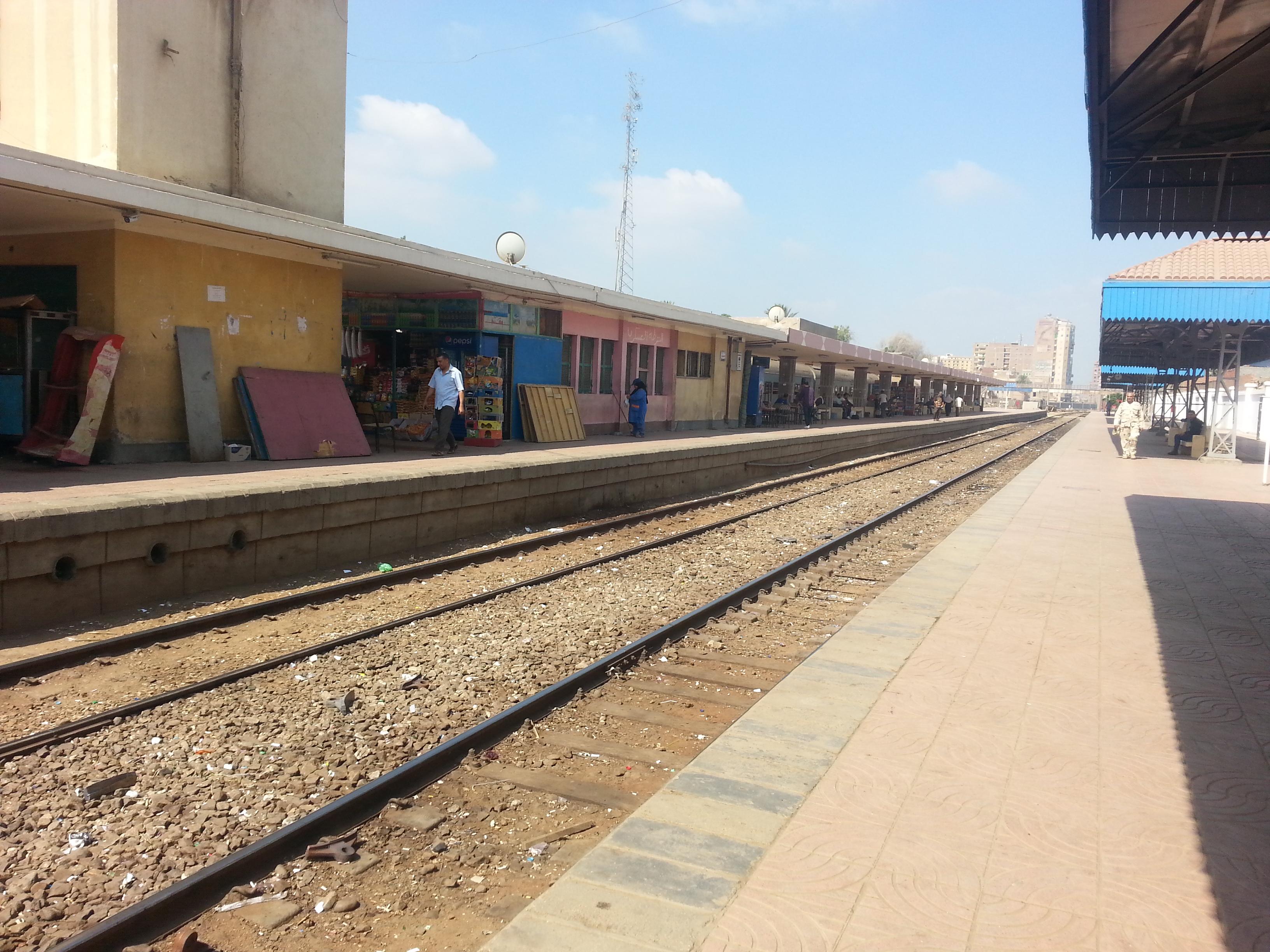 صورة مواعيد قطارات الإسماعيلية أبو حماد 2018
