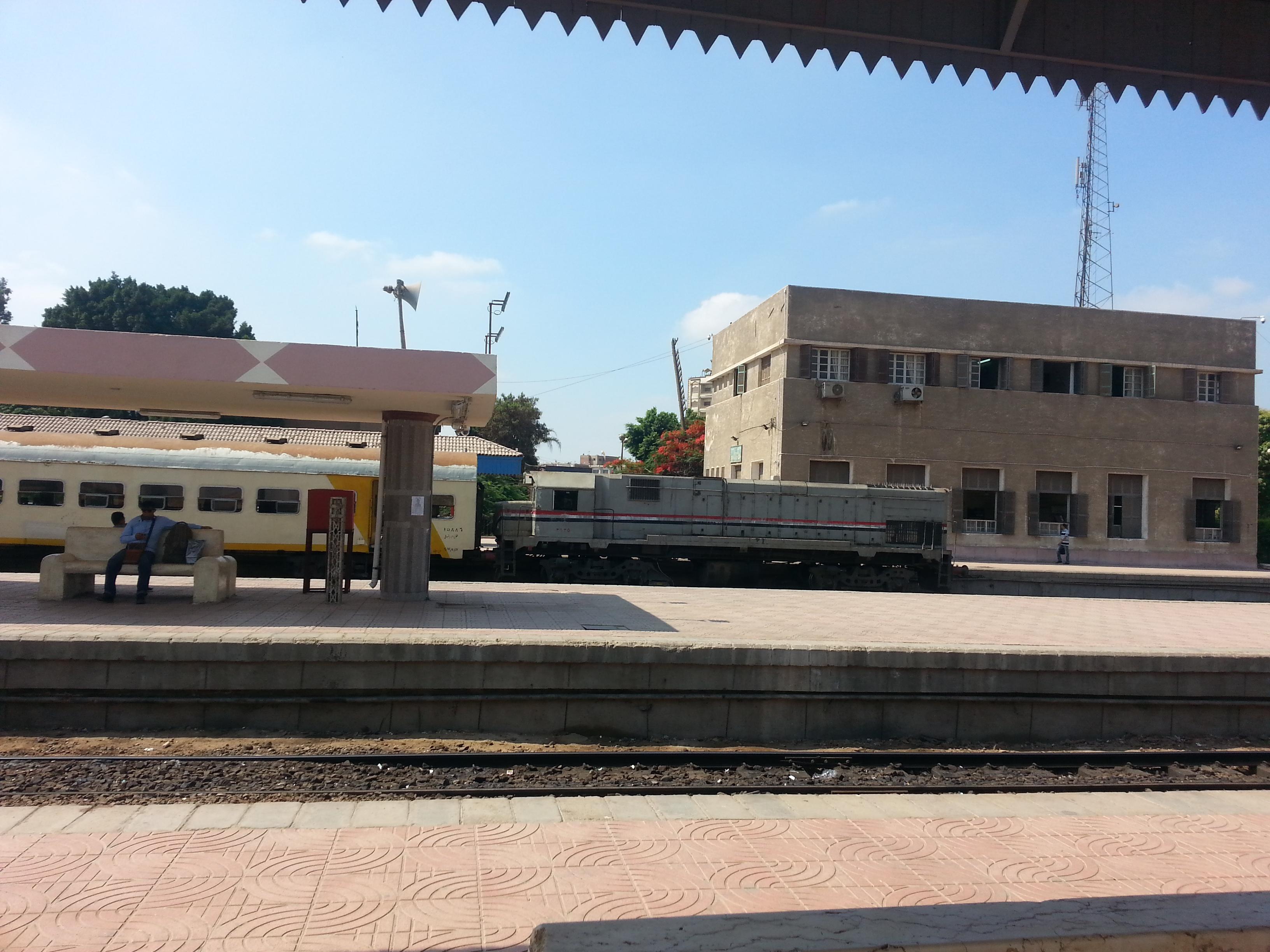 صورة مواعيد قطارات الزقازيق السنبلاوين 2018