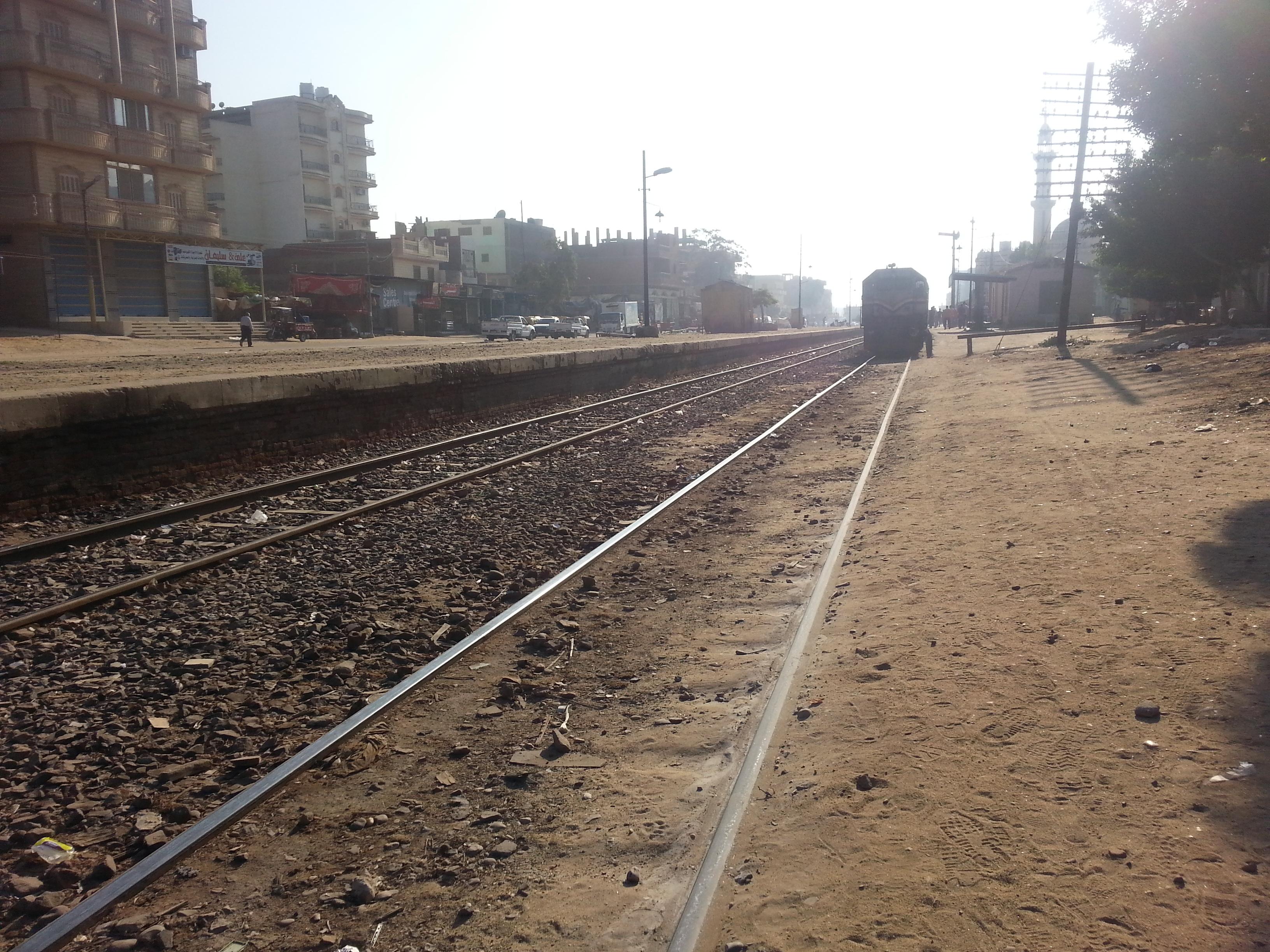 صورة مواعيد قطارات السنبلاوين الزقازيق 2018