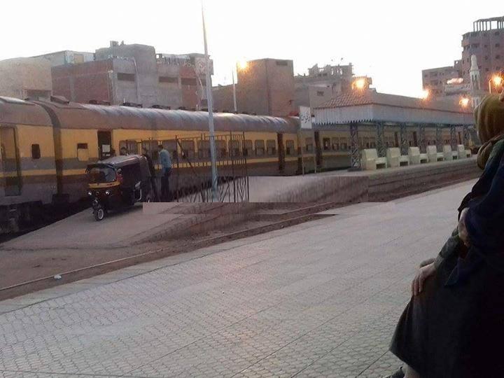 صورة مواعيد قطارات أبوكبير كفر صقر والمحطات المقرر الوقوف بها